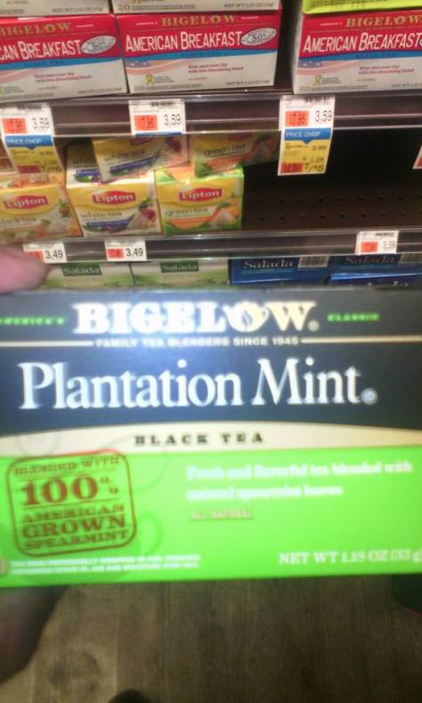 Plantation Tea